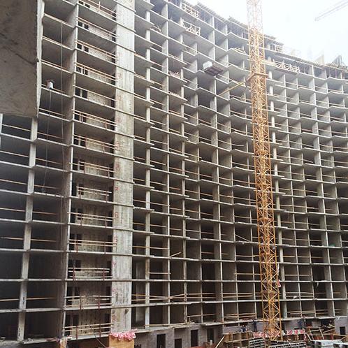 строительство ЖК Дом у сиреневой аллеи,ход строительства,этапы работ,вид,виды